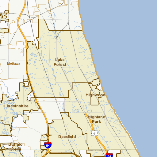 Lake Forest – GIS Consortium